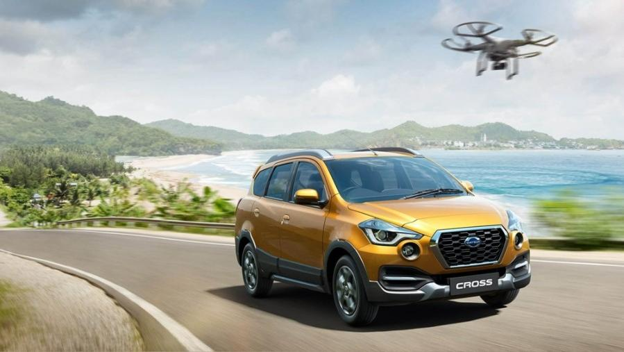 Datsun Cross 2019 Exterior 011