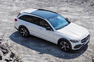 Mercedes-Benz C Class All Terrain 2022, C-Class yang Bisa Diajak Offroad