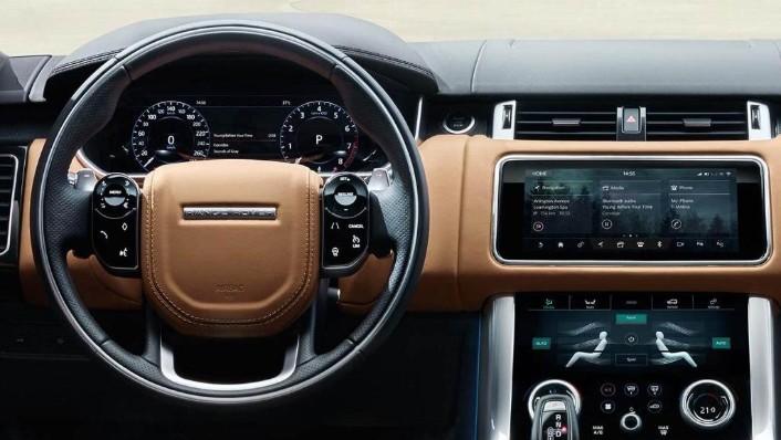 Land Rover Range Rover Sport 2019 Interior 004