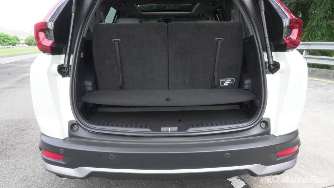 2021 Honda CR-V 1.5L Turbo Prestige Interior 015