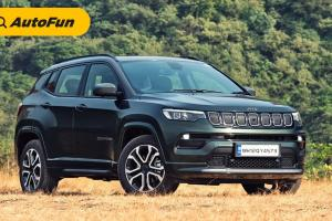 Jeep Compass 2021 Siap Mengaspal April 2021, Calon Kuat Penantang BMW X1