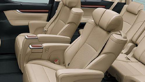 Toyota Alphard 2019 Interior 010