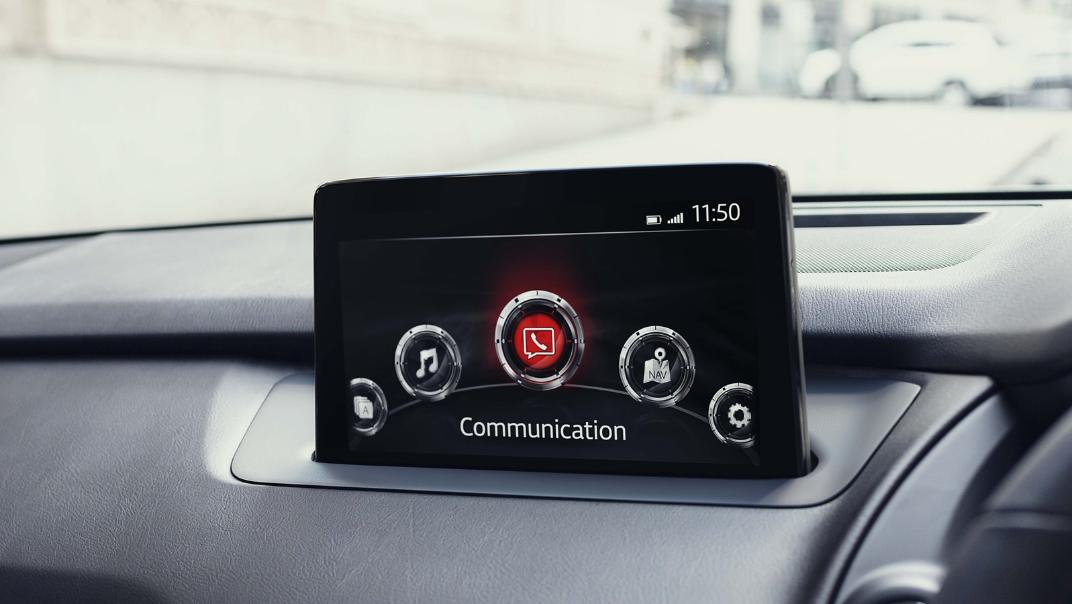 2021 Mazda CX 9 Interior 007