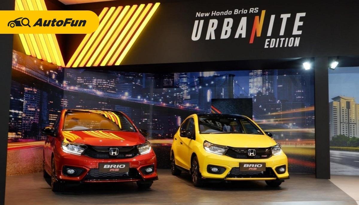 Honda Brio RS Urbanite Edition vs Suzuki Ignis, Mana yang Lebih Value for Money? 01