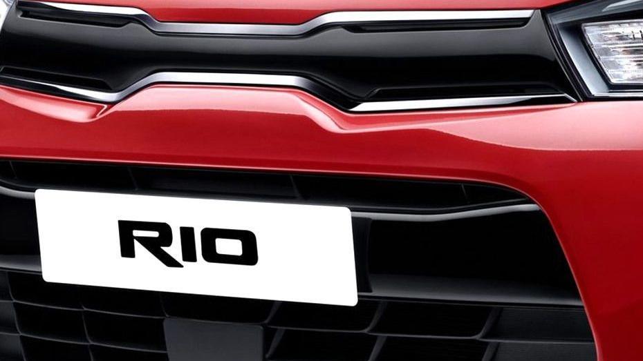 Kia Rio 2019 Exterior 008