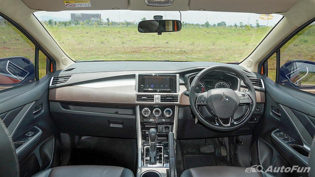 Mitsubishi Xpander Cross 2020 Premium Package AT Interior 001