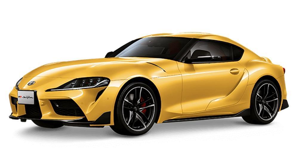 Toyota Supra 2019 Others 004