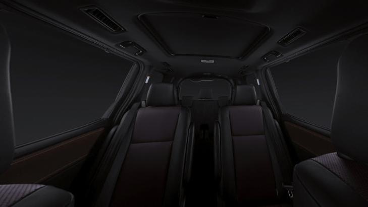Toyota Voxy 2019 Interior 005