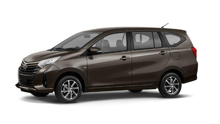 Toyota Calya 2019 Exterior 002