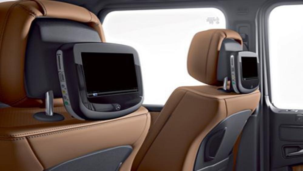 Mercedes-Benz G-Class 2019 Interior 013