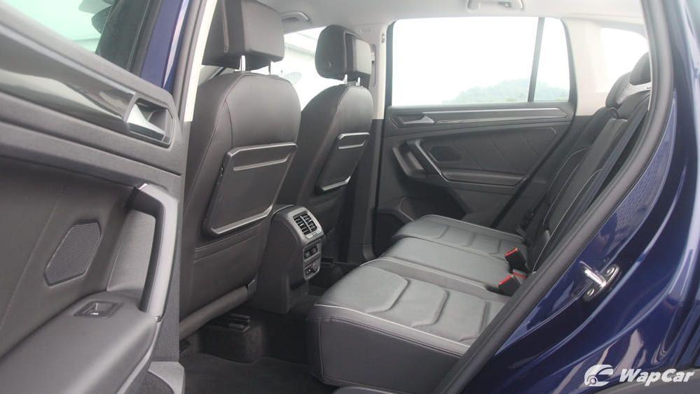 Volkswagen Tiguan 2019 Interior 047