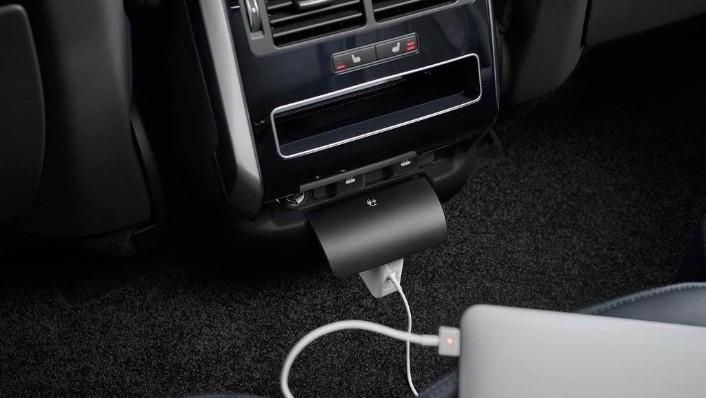 Land Rover Range Rover Sport 2019 Interior 007