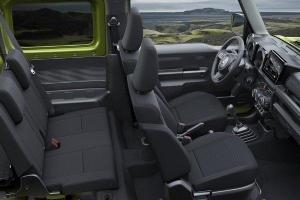Punya Body Super Mungil, Apakah Suzuki Jimny Cukup Praktikal?