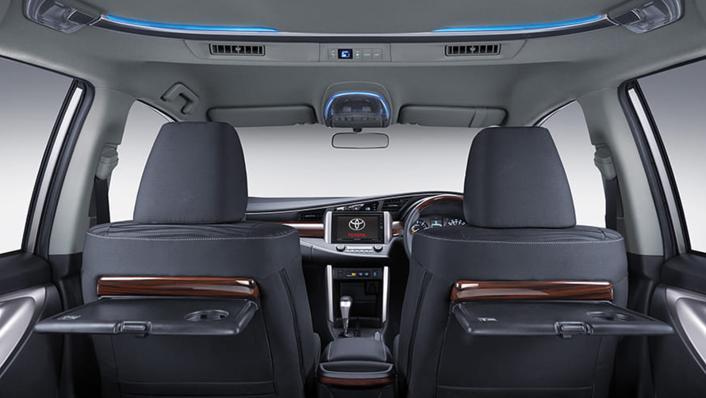 2020 Toyota Kijang Innova 2.0 V Luxury A/T Interior 005