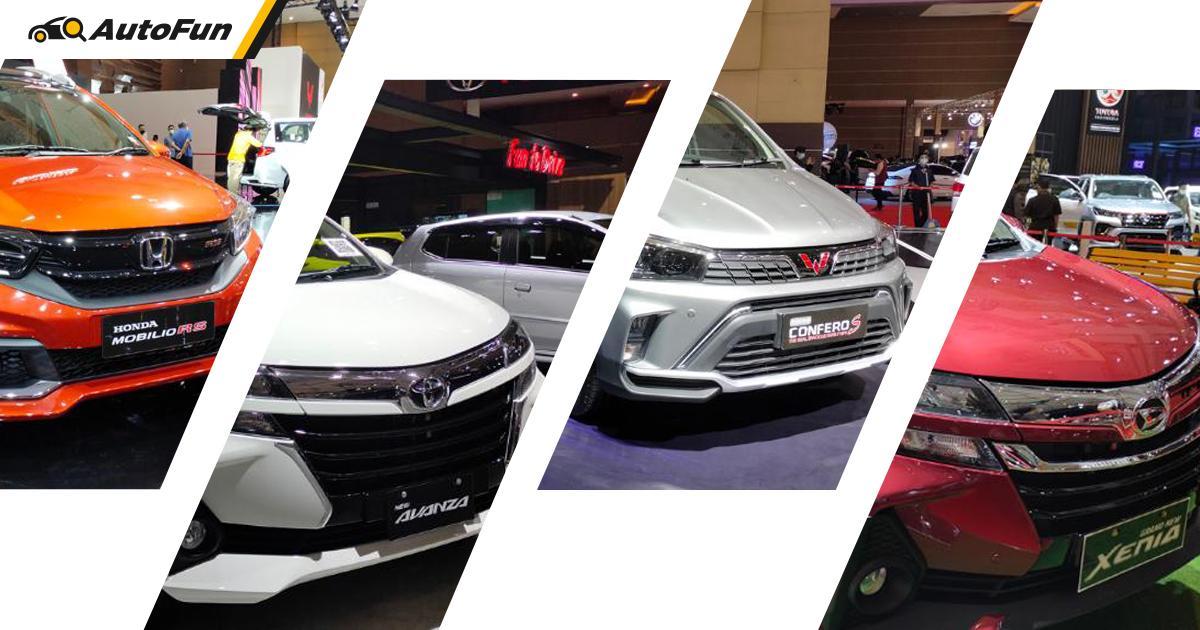 Diskon Sampai Rp20 Juta, Ini Promo LMPV 7-Seater Yang ada di IIMS Hybrid 2021 01