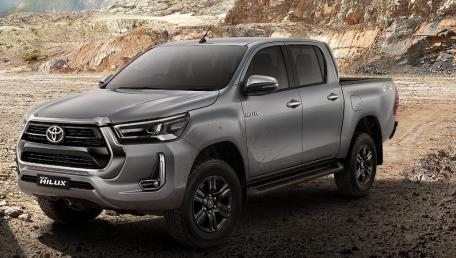 2020 Toyota Hilux 2.4L D-Cab V AT Daftar Harga, Gambar, Spesifikasi, Promo, FAQ, Review & Berita di Indonesia   Autofun