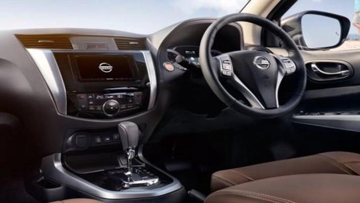 Nissan Terra 2019 Interior 001