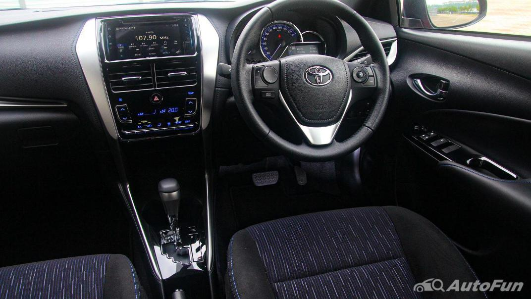 Toyota Yaris 2019 Interior 002