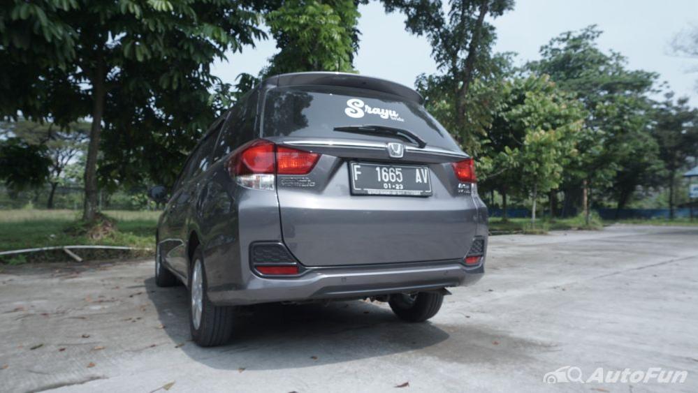 Honda Mobilio E CVT Exterior 011