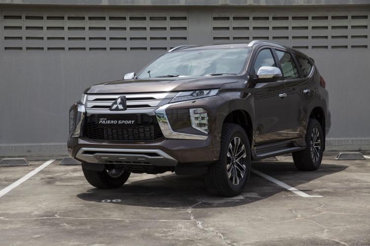 Penjualan Mitsubishi Pajero Sport di Indonesia, Terbanyak di Dunia!