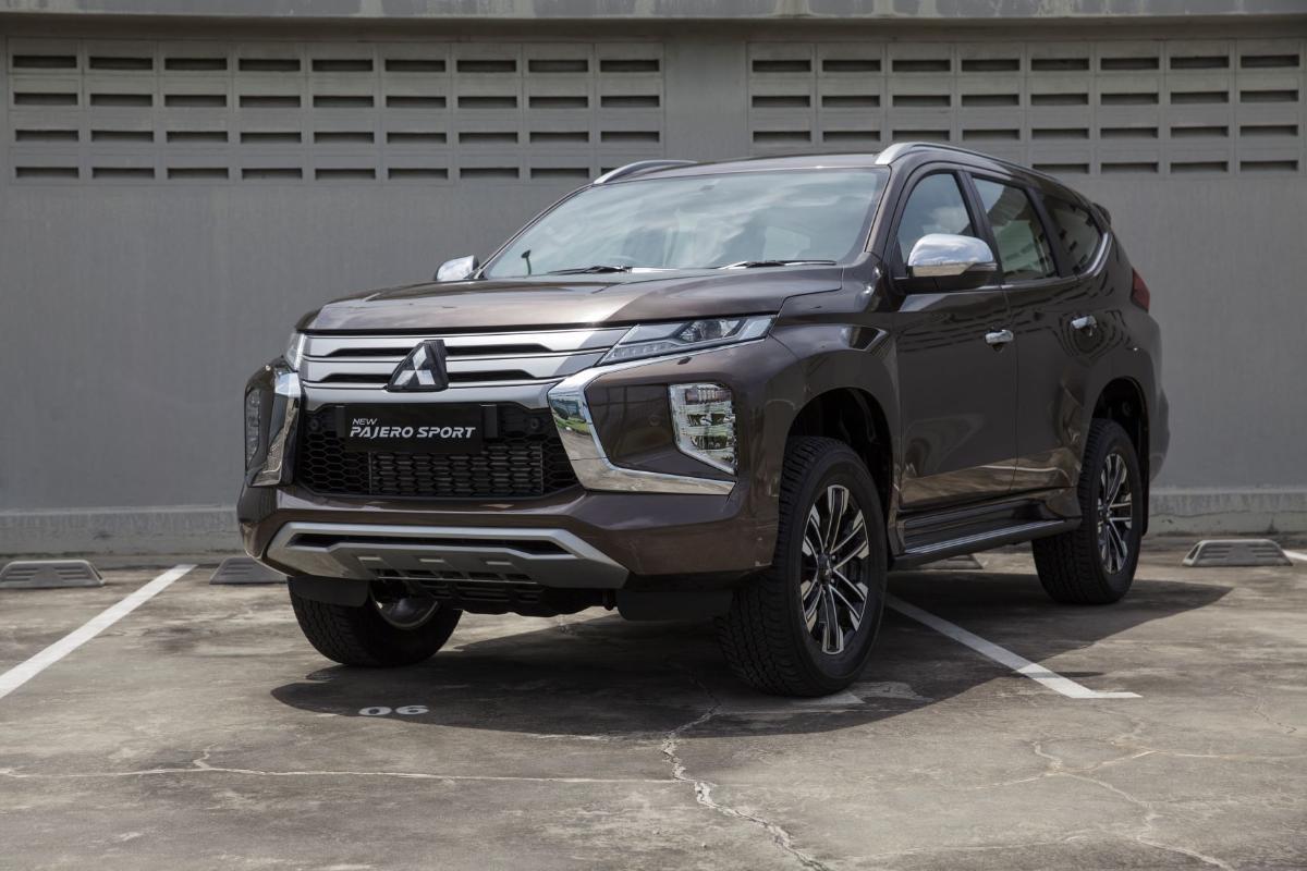 Penjualan Mitsubishi Pajero Sport di Indonesia, Terbanyak di Dunia! 01