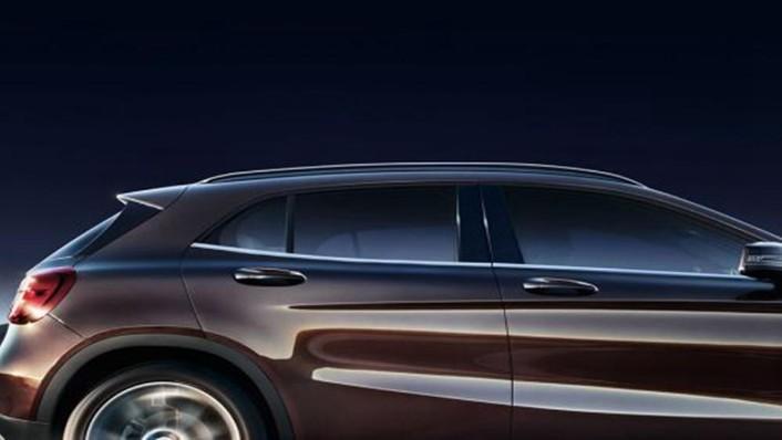 Mercedes-Benz GLA-Class 2019 Exterior 009
