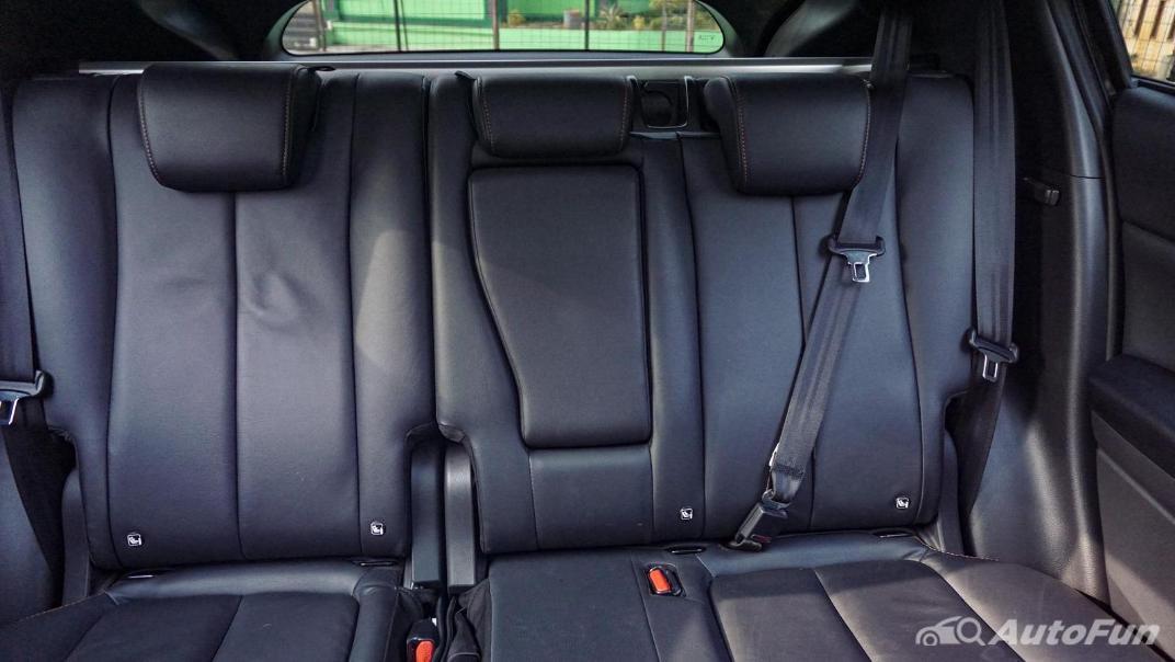 Mitsubishi Eclipse Cross 1.5L Interior 059