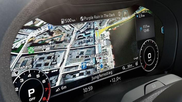 Audi A3 2019 Interior 002