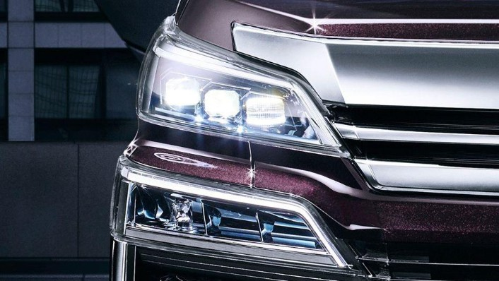 Toyota Vellfire 2019 Exterior 007