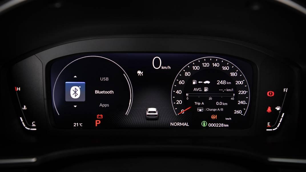 2022 Honda Civic Upcoming Version Interior 031