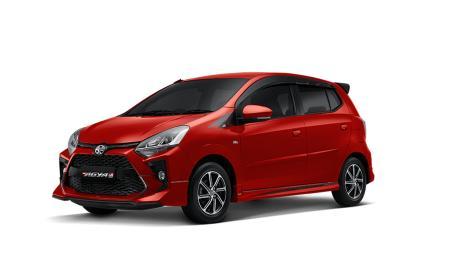 2021 Toyota Agya 1.2 GR Sport A/T Daftar Harga, Gambar, Spesifikasi, Promo, FAQ, Review & Berita di Indonesia | Autofun