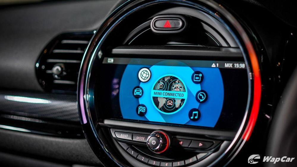 MINI Clubman 2019 Interior 013