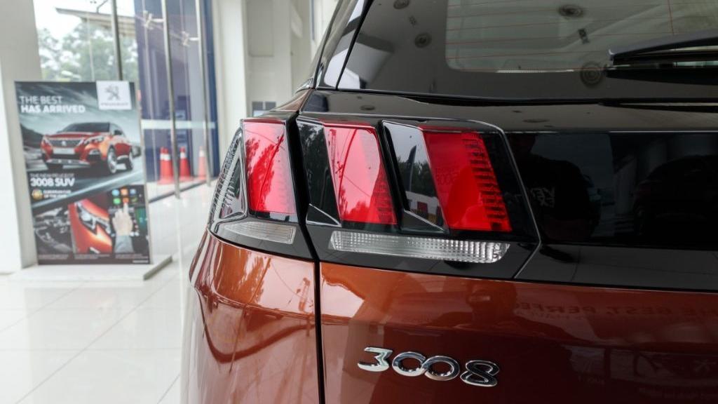 Peugeot 3008 2019 Exterior 013