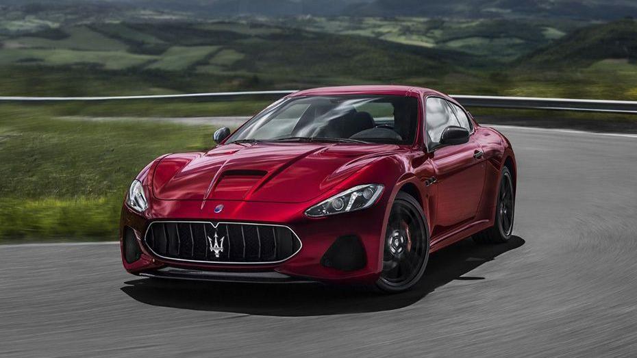 Maserati Granturismo 2019 Exterior 001