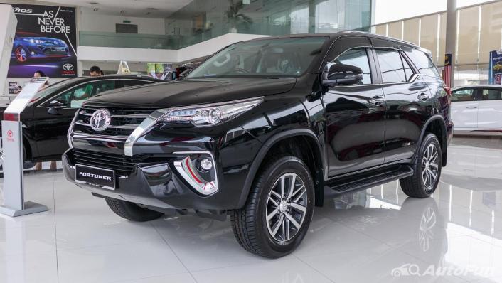Toyota Fortuner 2019 Exterior 003