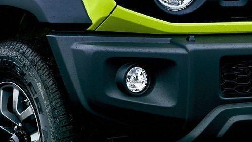 Suzuki Jimny 2019 Exterior 009