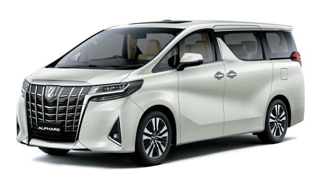 Toyota Alphard 2022 -1