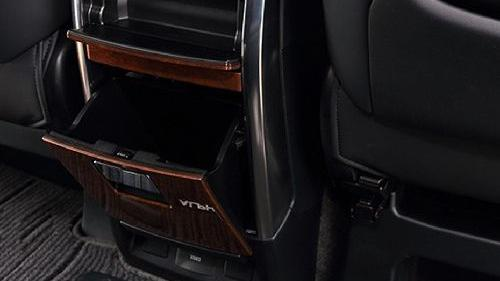 Toyota Alphard 2019 Interior 007