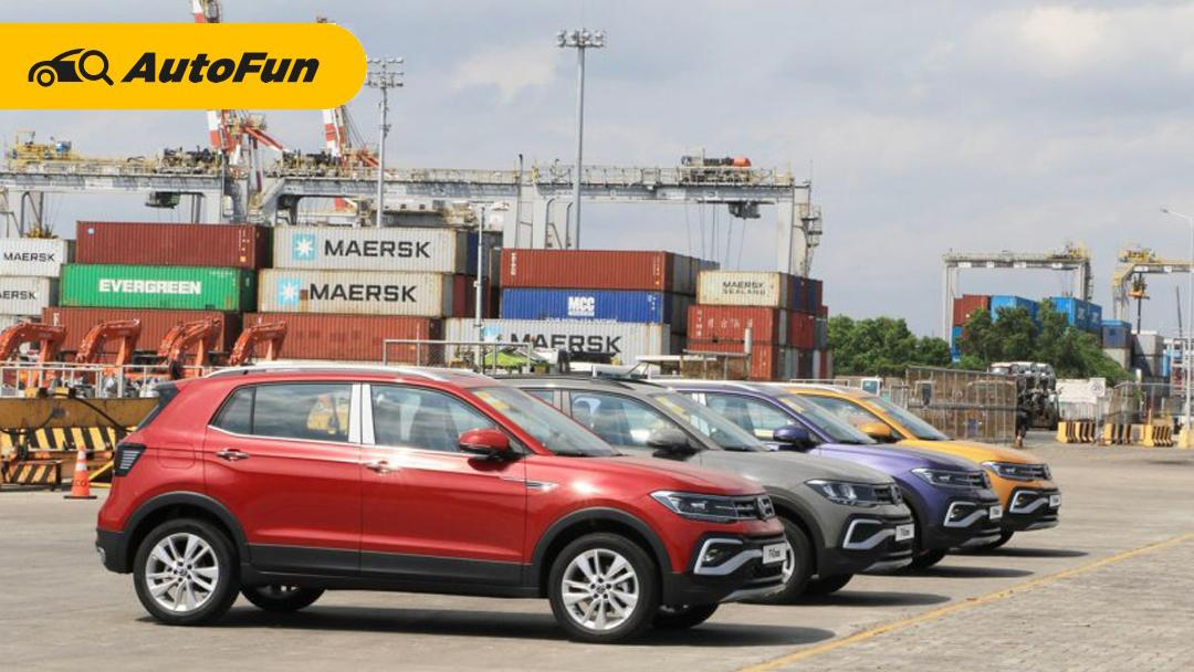 VW T-Cross, SUV Eropa Lawannya Toyota Raize Seharga Rp300 Jutaan 01