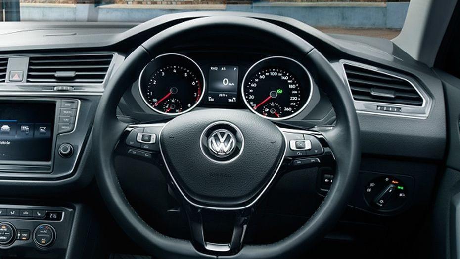 Volkswagen Tiguan 2019 Interior 084