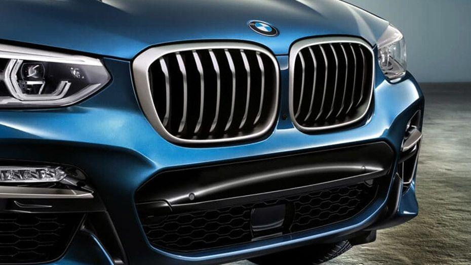 BMW X3 2019 Exterior 007