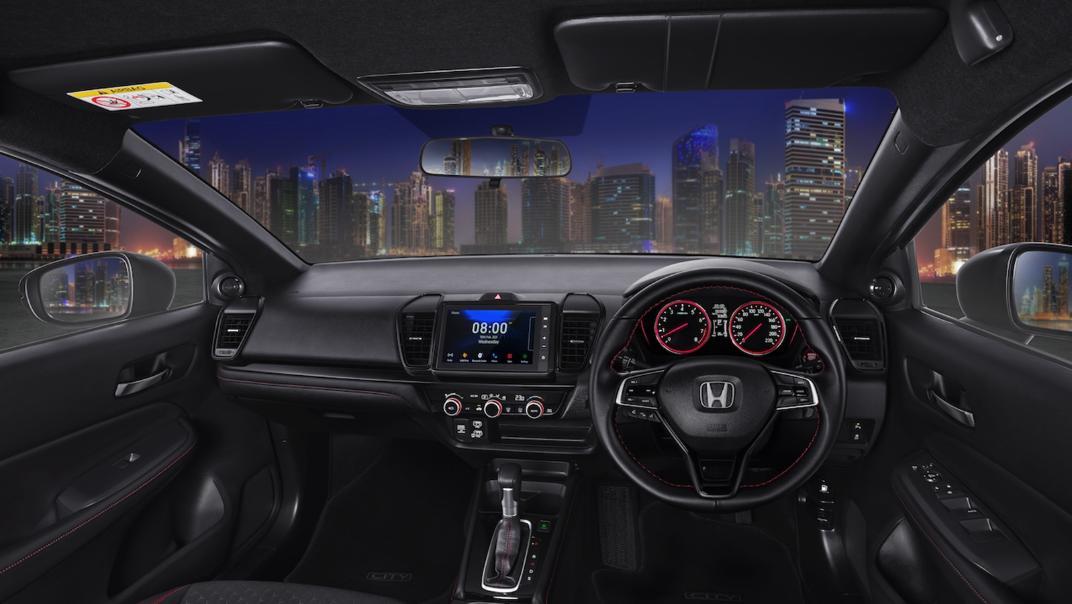 2021 Honda City Hatchback Interior 001