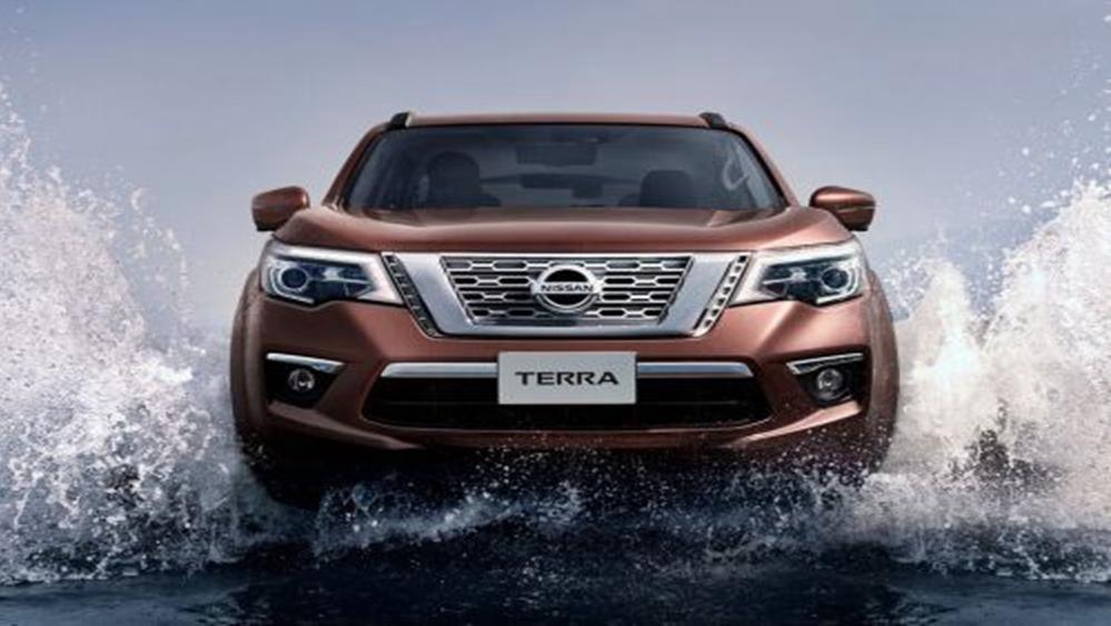 Nissan Terra 2019 Exterior 009