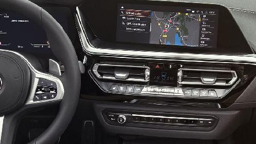 BMW Z4 2019 Interior 003