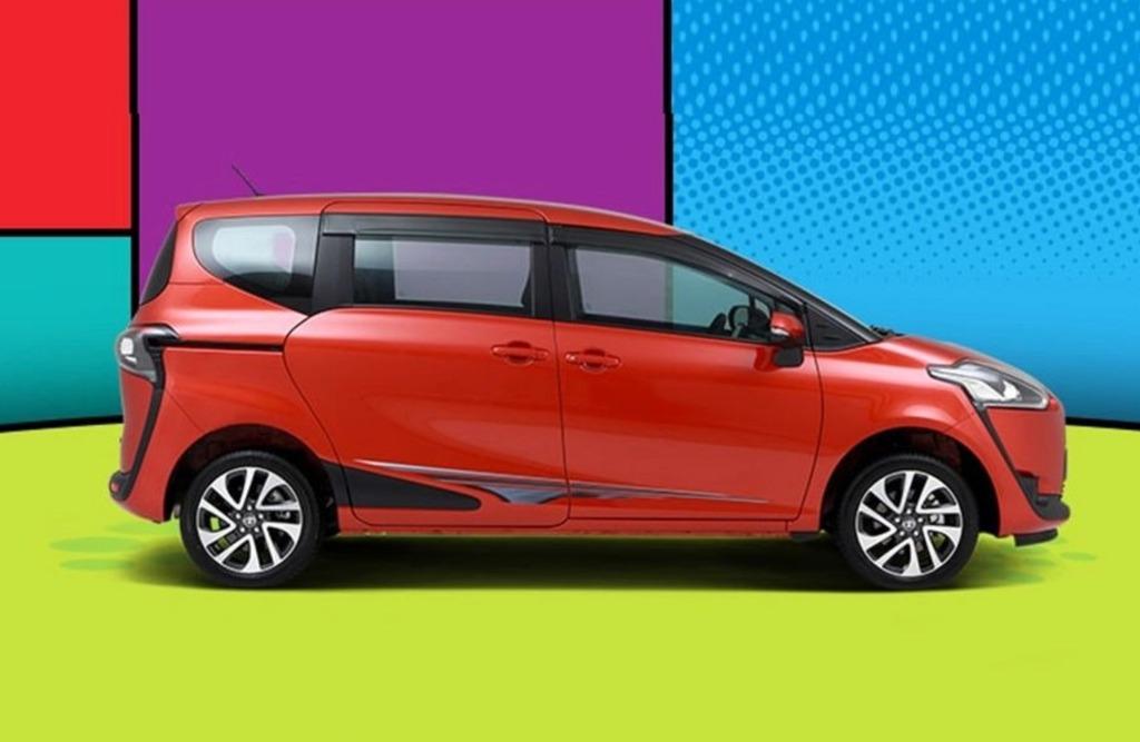 Toyota Sienta 2019 Exterior 005