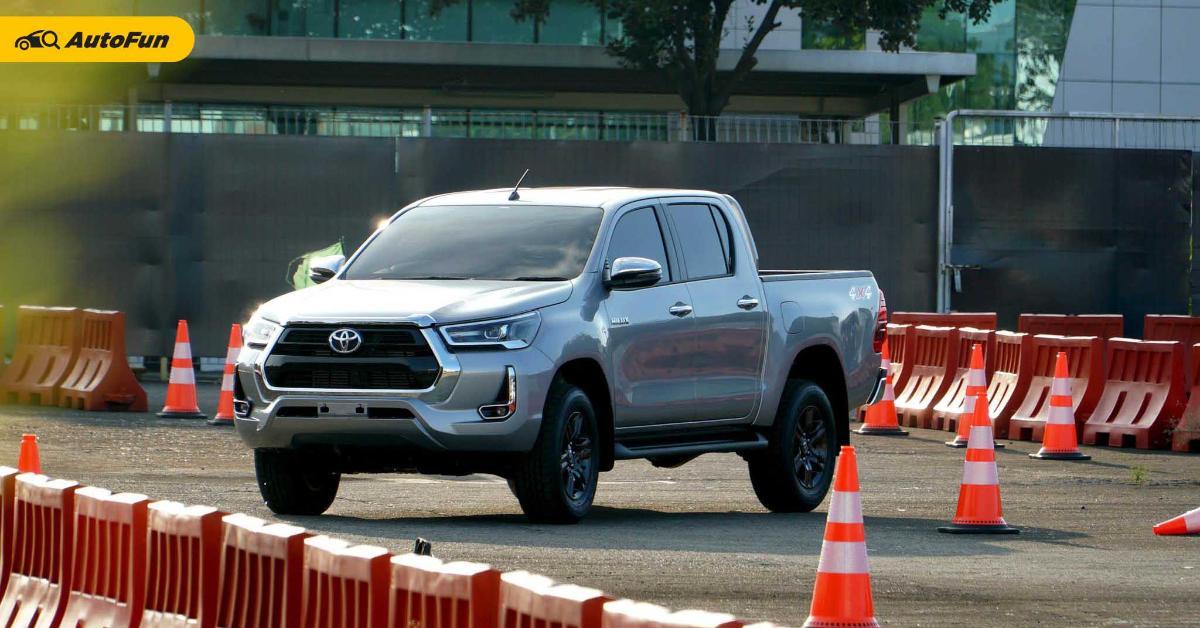 Mana Pikap Double Cabin Paling Tangguh, Toyota Hilux atau Mitsubishi Triton? 01