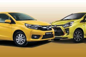 Benarkah Biaya Servis Honda Brio 2021 Lebih Mahal Dari Toyota Agya 2021? Ini Buktinya!