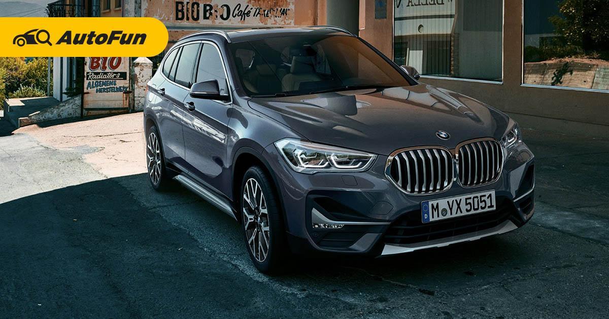 Ketahui 6 Alasan Ini Sebelum Membeli BMW X1 2019 01