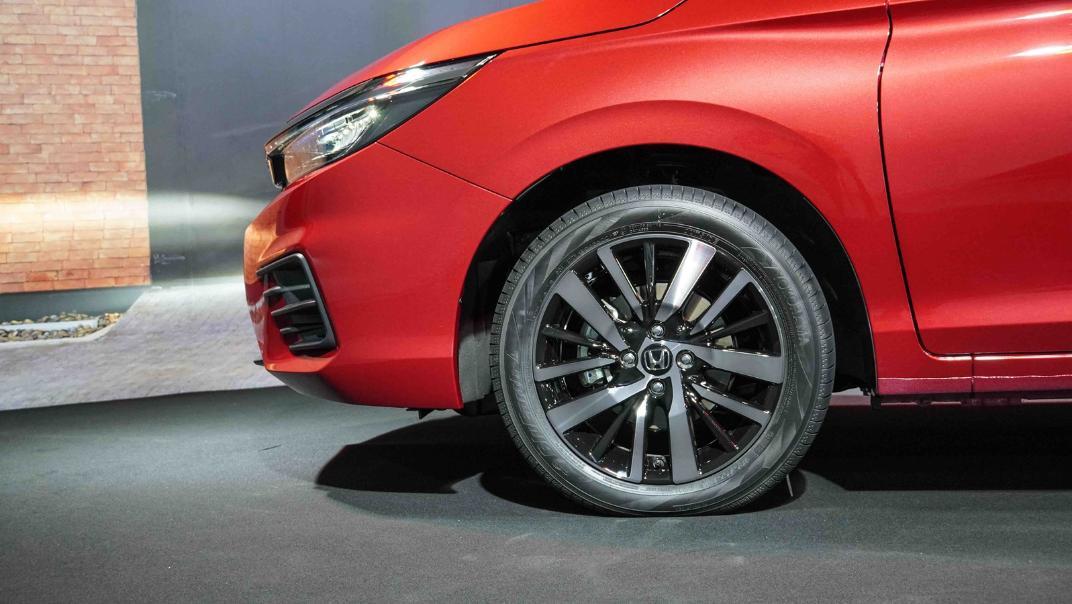 2021 Honda City Hatchback International Version Exterior 118
