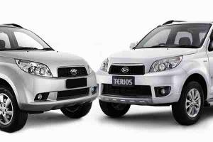 Ini Alasan Kenapa Daihatsu Terios Lebih Layak Dipilih Dibandingkan Toyota Rush Konde